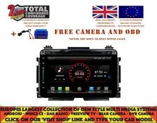 "8"" AUTORADIO GPS WIFI BT ANDROID 9.1 DAB+ CARPLAY WIFI USB FOR HONDA VEZEL K6325"