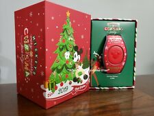 Disney Mickey's Very Merry Christmas Party 2019 Red Castle Magic Band Unlinked