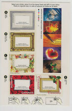 Canada. picture postage. Greeting stamps with a twist