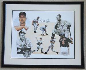 Cal Ripken, Jr.- Lou Gehrig - James Fiorentino A.P.