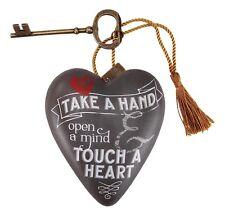 Demdaco Art Hearts 1003480069 Take a hand