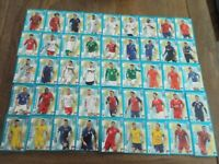 PANINI ROAD TO EURO 2020 FANS FAVOURITE/ RISING STARS MINT
