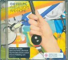The Feeling - Twelve Stops And Home Cd Eccellente