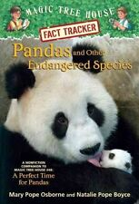 Magic Tree House Fact Tracker #26: Pandas and Other Endangered-ExLibrary