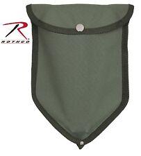 Olive Drab Tri-Fold Shovel Cover - Rothco Heavyweight Canvas Shovel Covers