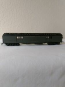 """HO IHC HW BAGGAGE CARS DIFFERENT ROAD NAMES IHC PASSENGER CARS-""""Discounted"""""""