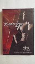 Weider X-Factor Abs Workout Fitness Exercise DVD NEW SEALED  #49