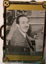 Disney Walt Disney Suitcase Walt Looking Back Only Pin
