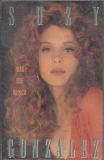 Suzy Gonzalez Mas Que Nunca Cassette