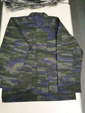 Greek Navy Lizard Camouflage Shirt Army Combat Military Uniform UK