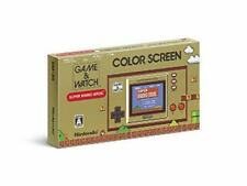 Game and Watch Nintendo Super Mario Bros. 35th Anniversary Limited 2020
