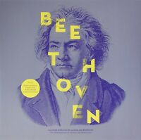 LUDWIG VAN BEETHOVEN - THE MASTERPIECES OF 180G  VINYL LP NEW+