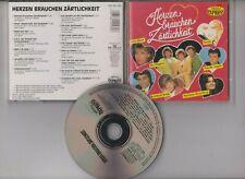 Herzen brauchen Zärtlichkeit - Ariola Express - ALBUM