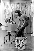 Diana Rigg in her underwear full length Diana TV series TV 8x12 inch photo