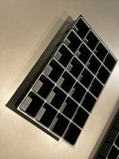 Bisley Multi Drawer Insert Tray Plastic 51mm High 16 Compartments By00622 New