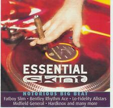 ESSENTIAL SKINT = Fatboy Slim/Hardknox/Bentley/Bassbib/Cut La Roc...= BIG BEAT !