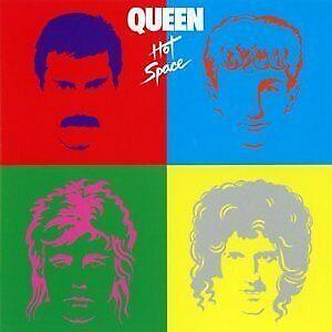 QUEEN - HOT SPACE  CD POP-ROCK INTERNAZIONALE