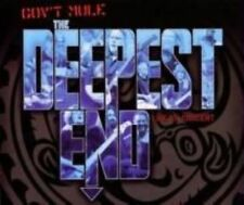 Gov'T Mule Deepest End + Dvd Deepest End + Dvd 3 CD album NEW sealed
