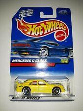 Hot Wheels Mercedes C-Class. Mainline Series. 1998 Mattel. (P-12)
