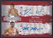 Kazunori Yokota 2010 Leaf MMA Red Autographs Card # AUKY1 UFC