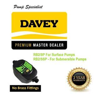 NEW Davey Rainbank Replacement Controller RB2SP / RB2SSP  Mst Dealer RB2-1 RB2-2