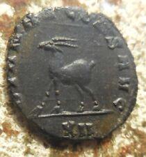 Collecting the Gallienus Zoo Series? Here is the Antelope! Gallienus. AD 253-268