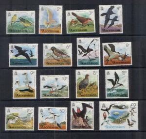 Ascension 1976 Birds set unmounted mint