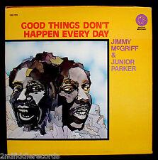 JIMMY McGRIFF & JUNIOR PARKER-A Great Blues Album-GROOVE MERCHANT #GM 2205