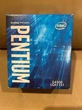 Intel BX80677G4560 Pentium G4560 (2 Core) 3.50 GHz Processor - LGA-1151
