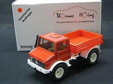 Siku Mercedes-Benz Unimog 1500 1:32 Red (JS)