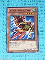 Garuda The Wind Spirit SDDL-EN014 Common Yu-Gi-Oh Card Mint 1st Edition New