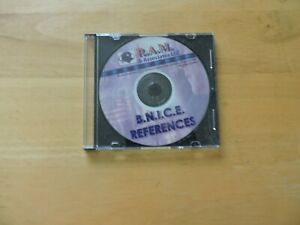 R.A.M. & Associates:  B.N.I.C.E. Reference Guide (CD)
