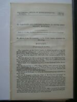 Government Report 1904 Validate & Confirm Patents in Bitter Root Valley Montana