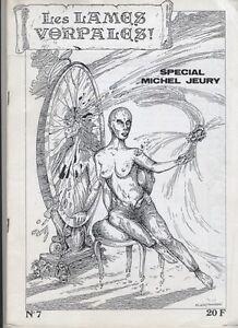 (162B) Les lames vorpales N°7 Spécial Michel Jeury
