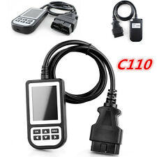 C110 Multi System OBD2 Airbag ABS Engine Diagnostic Fault Code Scan Tool For BMW