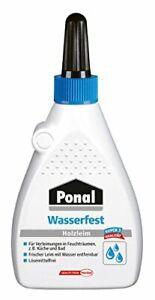 Ponal PN15S Holzleim Wasserfest 120 g