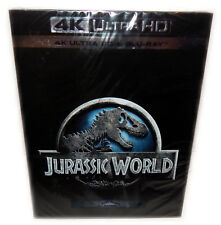 Jurassic World [4K UHD+Blu-Ray] (Jurassic Park) Chris Pratt, Deutsch(er) Ton