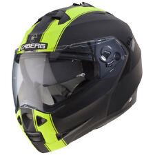 Caberg Duke II Legend Matt Black/fluo Motorcycle Flip up Helmet M 0525849