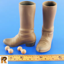 Good Cowboy V3 - Boots (for Pegs) - 1/6 Scale - Redman Action Figures