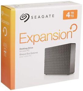 Seagate STEB4000300 4TB Expansion Desktop Hard Drive