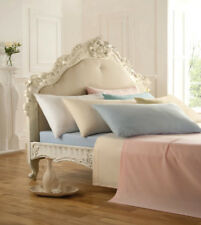 Catherine Lansfield Fitted Sheet -Super King Size Cream