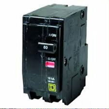 Square D Circuit Breaker 60A Type QO # QO260 NEW