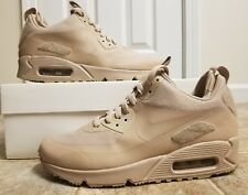 outlet store 57597 816ff Nike Air Max 90 Sneakerboot Patch Sand Sable Sz Men s 6 704570-200 Pre