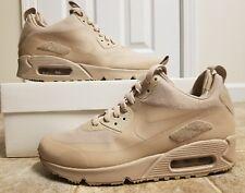 83e930fd63 Nike Air Max 90 Sneakerboot Patch Sand/Sable Sz Men's 6 704570-200 Pre