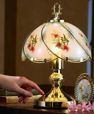 Hummingbird Desk Touch Lamp, by Collections Etc