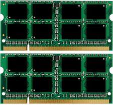 New! 8GB (2X4GB) MEMORY PC2-6400 800Mhz DDR2 SODIMM RAM for Dell Latitude E6400