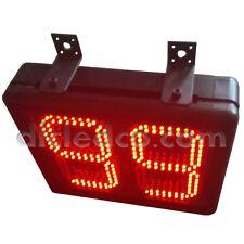 "99 Seconds Countdown Large Digital Timer 8"" High Character LED Digital Timer"