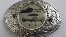 RARE RARE RARE! 1997 CORVETTE Belt Buckle  WOW!  What a Find!  New Old Stock!