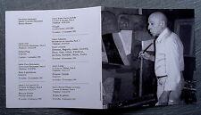 Carton invitation vernissage ESTEVE peinture Galerie Louis Carre 1990