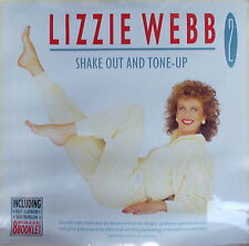 LP Lizzie Webb – Lizzie Webb 2 - Shake Out And Tone-Up + Booklet,Neu,Sealed